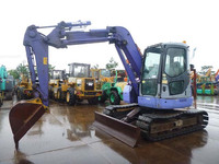 used komatsu japan made PC78UU hydraulic excavator