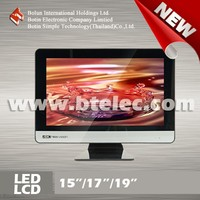 Factory directly led tv 4:3 mini television