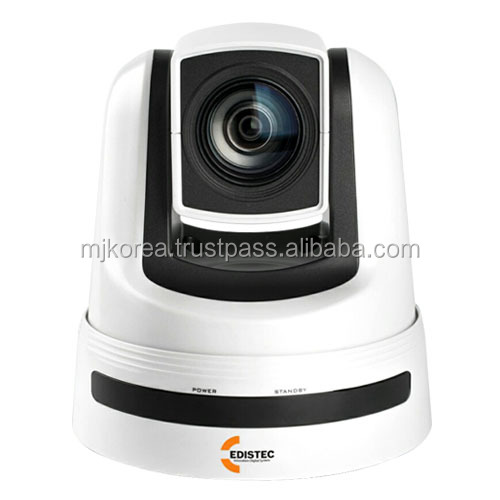 1080 full hd cctv camera 20x zoom ptz video camera conference for broadcasting With SONY Module
