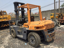 used good price original made in Japan TCM 6 ton forklift for sale