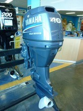 Free Shipping For Used Yamaha 40 HP 4 Stroke Outboard Motor Engine