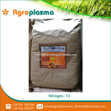 Manufacturer of High Purity Nitrogen13% for Organic Farming