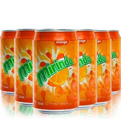 7 up soft drink 330ml can, Mountain Dew 330ml , Mirinda Soft drinks