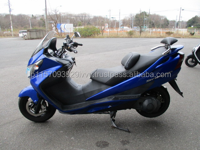 High-performance used motorcycles suzuki with Good condition made in Japan
