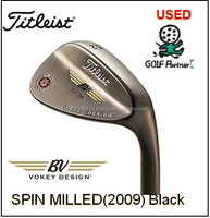 Cost-effective golf r muffler and Used Wedge Titleist VOKEY SPIN MILLED(2009) BlackNickel for resell , deffer model also