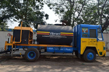 Asphalt distributor from india