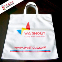 Shopping Bag with Colorful Print and Quality Non Woven Fabric