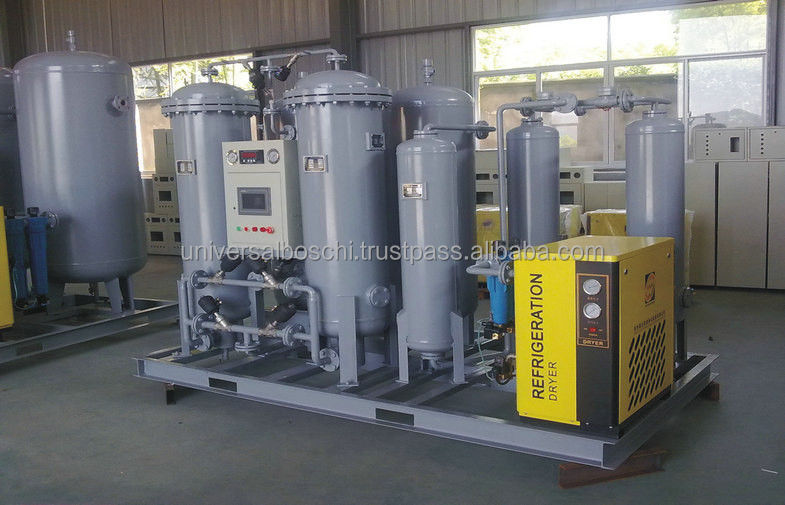 Psa nitrogen generator - Medical nitrogen generator price in India