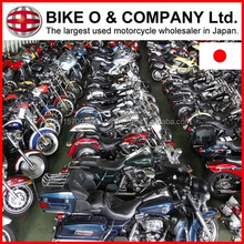 Various types of high quality used Yamaha motorcycle in good condition