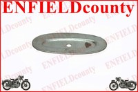 NEW LAMBRETTA STEEL MADE OVAL AIR FILTER END BACK PLATE UNIT GP TV SX LI