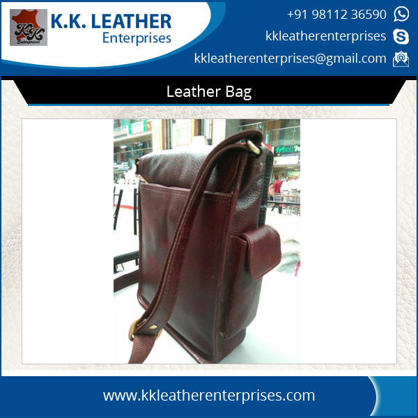 Leather Bags for Men & Women : Buy Leather Handbags