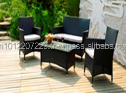 PE Poly Wicker Rattan Outdoor / Garden Furniture - Bistro set