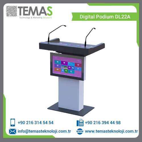 Digital Rostrum / Digital Lectern / Digital Podium