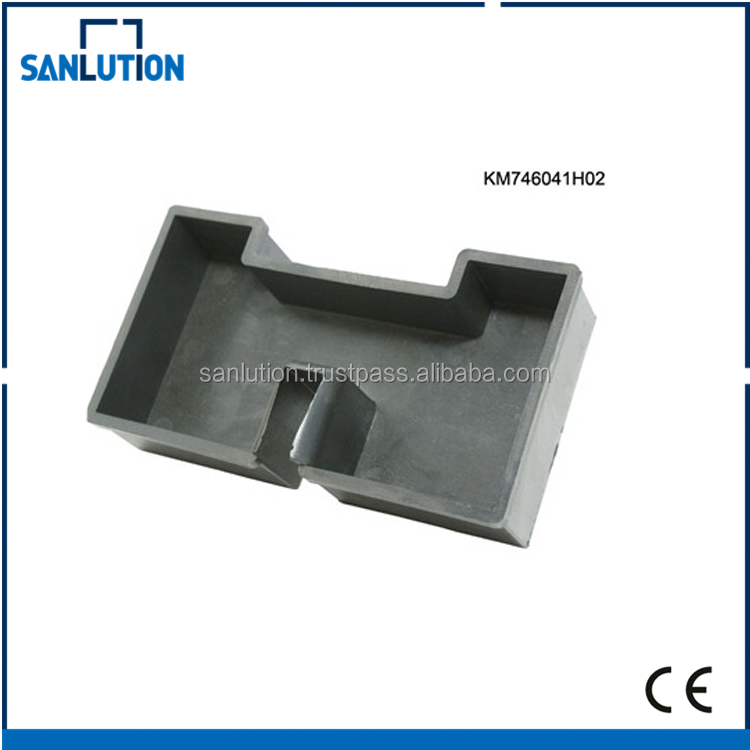 KM746041H02 KONE Elevator Guide Oil Box (for T89 main rail)
