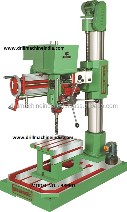 40 mm Capacity Auto-Feed Type Radial Drilling Machine
