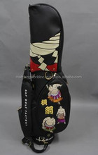 Famous in Japan Sumo Golf Caddy Bag with lowest purchasing price