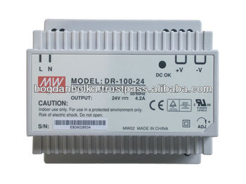 Power supply MEAN WELL NAP24V100WDRMW