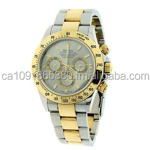 Daytona 18k Gold and Stainless Steel 40mm Watch Chest 116523