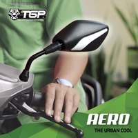 TGP Aero Motorcycle rearview mirror for Honda and Yamaha