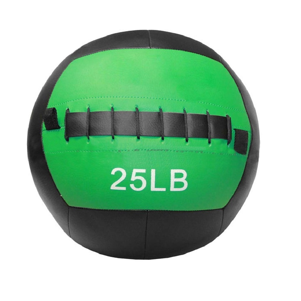 High Quality Leather Medicine Ball/Weight Ball Fitness & For Exercise Purpose 11.50 KG)