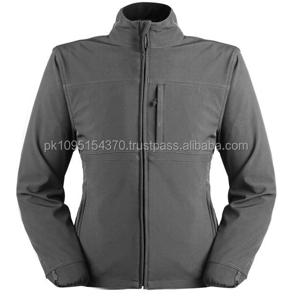 SoftShell Men Military Outdoor Waterproof Hoody Jacket Hood Coat Windbreaker Soft Shell jacket