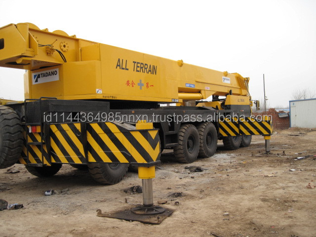 KATO 100 ton 120 ton cable reel for crane for sale in shanghai