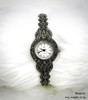 Wholesale Watch made from 925 sterling silver with Swiss marcasite stone