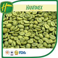 Arabica Green Coffee Beans High Quality - Screen 14/ 16/ 18