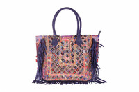 Indian Banjara Gypsy Handbag Women Shoulder Sling Bags Genuine Embroidered Bags