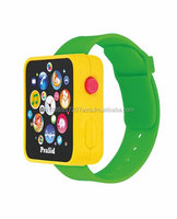 Prasid English Learner Smart Watch For Kids YellowGreen