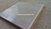 Vietnam Bianco Sivec Marble Polshed Indoor Decoration for sales,