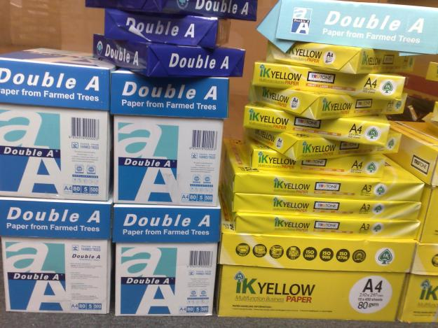 Double A4 paper A4 copy paper 80gsm 75gsm 70gsm