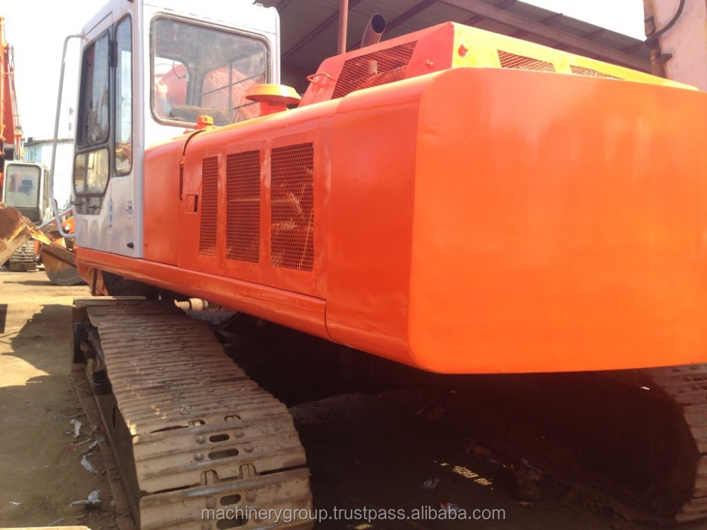 High Quality Japan Made Hitachi Excavator, Used Origina Japanese Hitachi EX300-1 Excavator