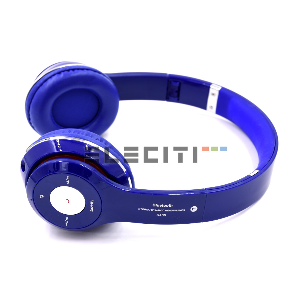 Stereo Bluetooth Headset with FM Radio and MicroSD Reader MOD: ELES460