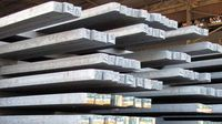 Rolled steel products material Square Bar Steel Billet For Sale 60*60,90*90,100*100,120*120mm