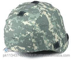 Tactical helmet safety covers