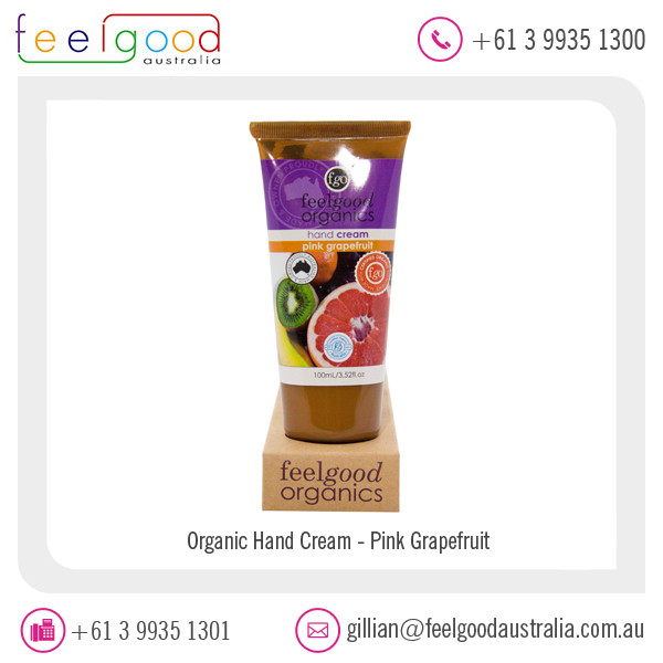 High Demanded Daily Use Organic Hand Cream for Sale