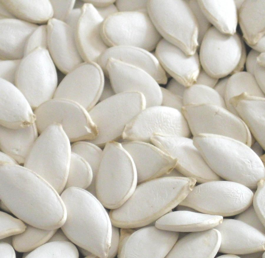 New pumpkin seeds shine skin grade A green