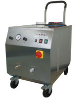 STEAM CAR WASH MACHINE - VAPOR.NET 9-18 kW, steam cleaning unit