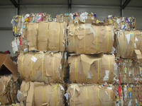 OCC Waste Paper Export