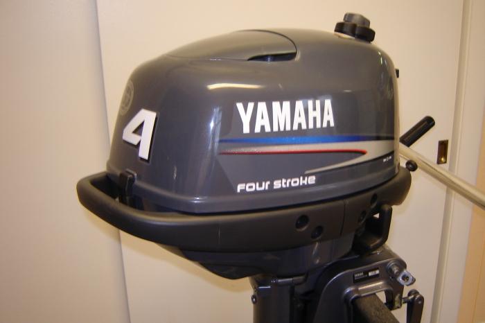 Used Ya Ma Ha 4 Hp Out Board Motor Buy Marine Engine