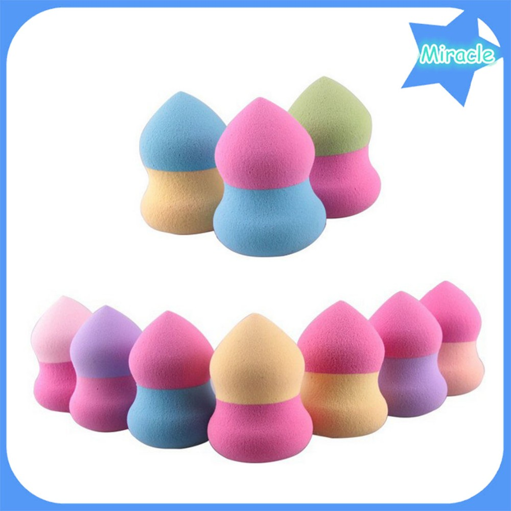 Washable and Foundation Type powder cosmetic puff loose powder and customize non-latex foam makeup sponge