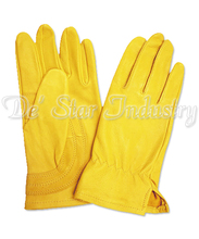 Heavy Duty Industrial Protection Full Grain A Grade Cow Work Driver Gloves