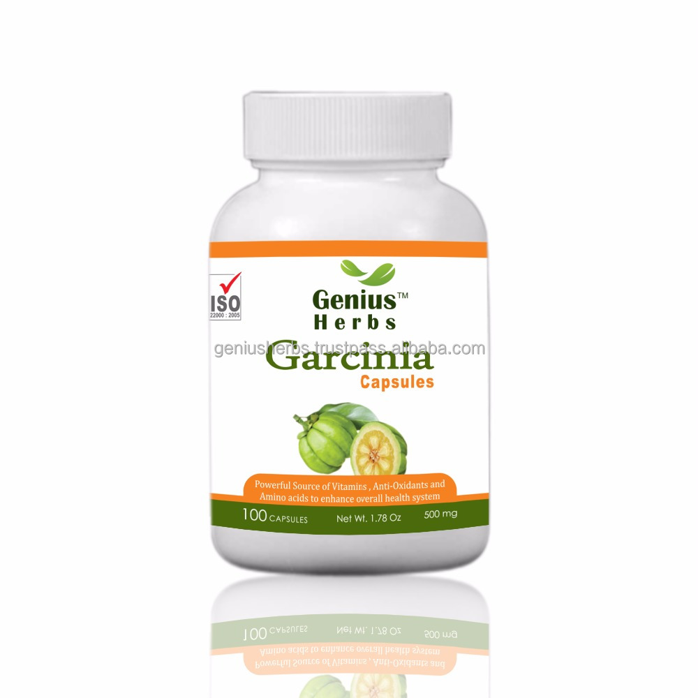 The Best and Natural Quality Garcinia Cambogia Capsules for Bulk Sales