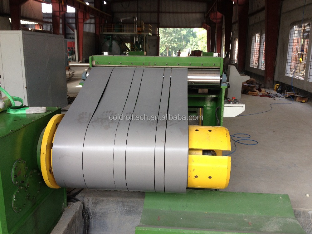 High quality CRGO silicon steel slitting machine