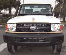 2016 LAND CRUISER DOUBLE CABIN PICK UP 4.2L