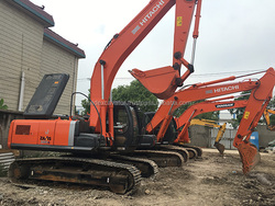 2016 used Hitachi ZX200-3G tracked excavator made in Japan