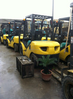 used originally japan made komatsu 3t 5t 7t 10t 15t 20t diesel forklift truck