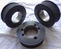 8M Timing Belt Pulleys with Taper Lock Bush