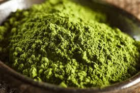 100% pure natural instant powdered green tea matcha